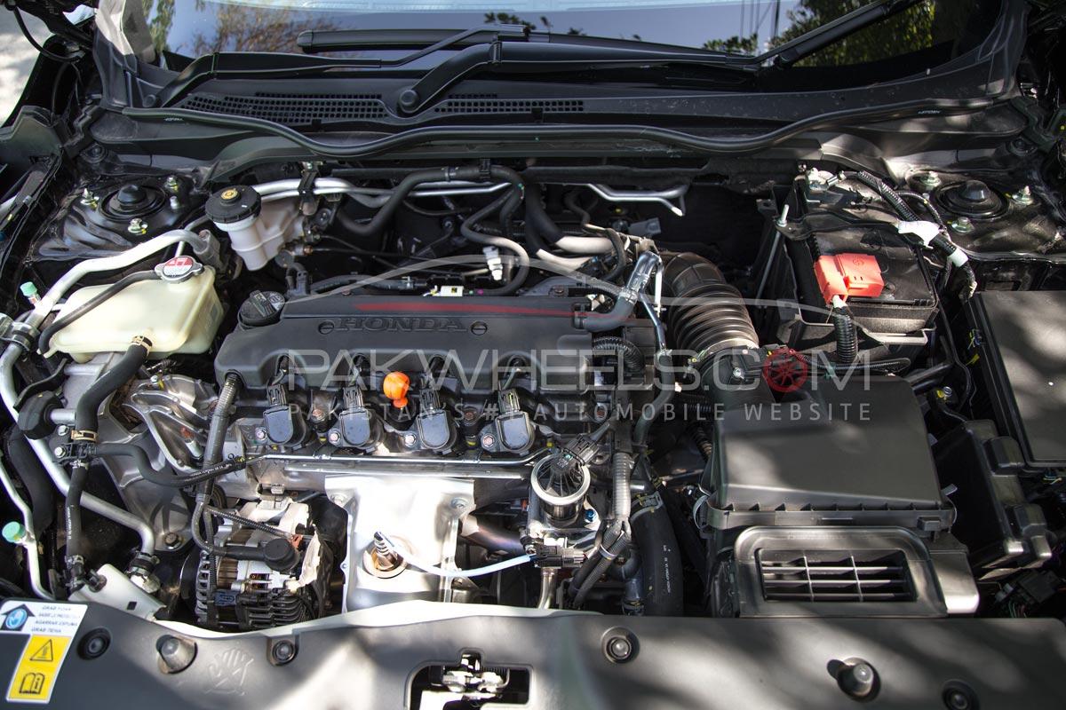 Honda Civic 1 8 i-VTEC Oriel - The best among Civic variants