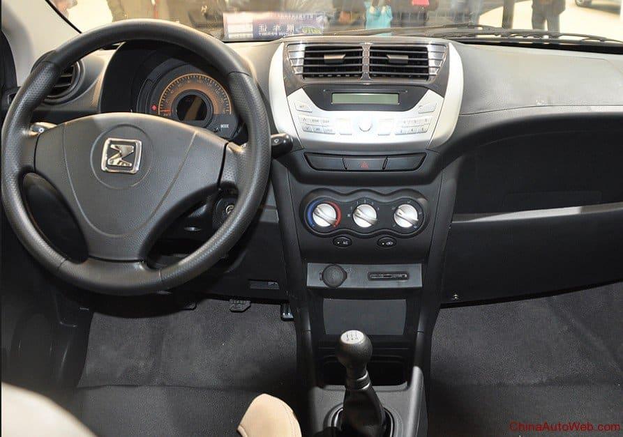 HRL Motors Brings Zotye Z100 in Pakistan