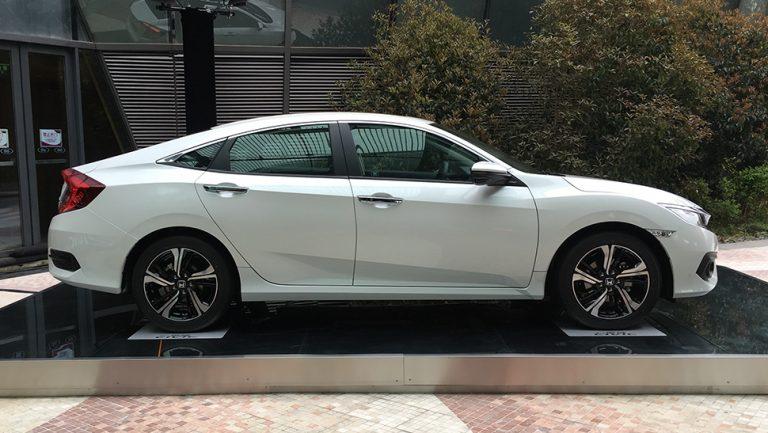 Honda internal environment