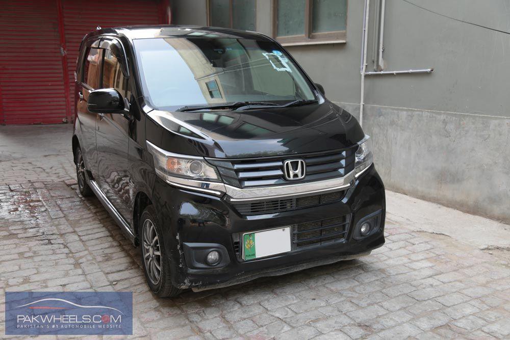 Honda N-WGN Custom