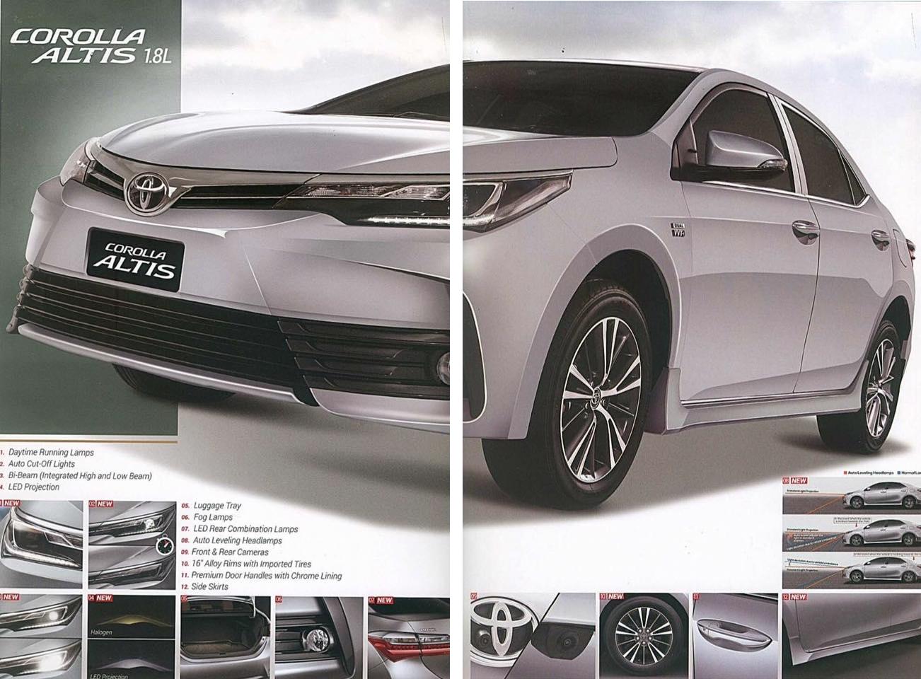 Toyota Corolla 2017 -brochure-1