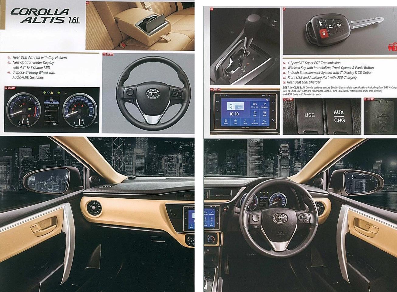Toyota Corolla 2017 brochure-4