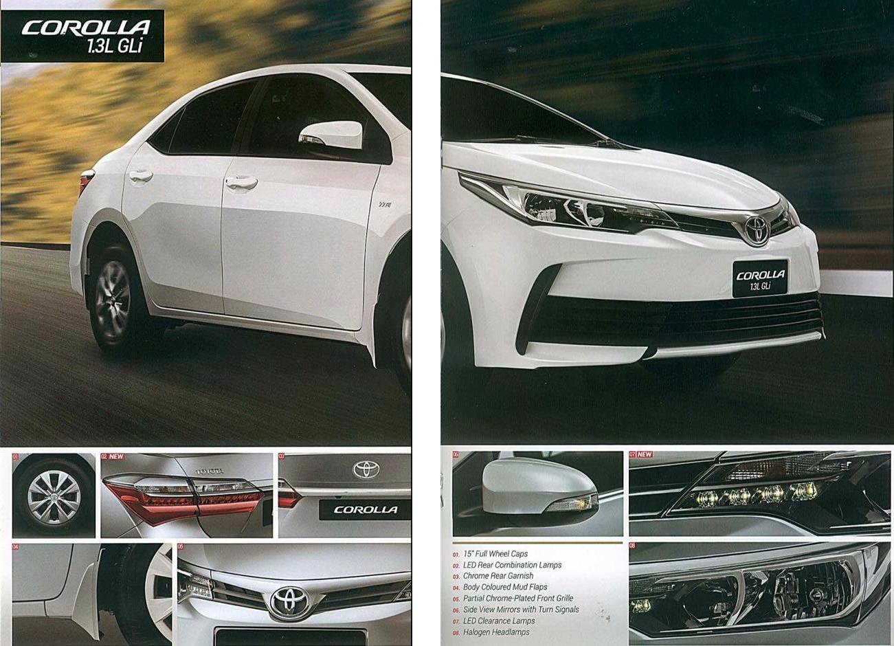 Toyota Corolla 2017 brochure-5