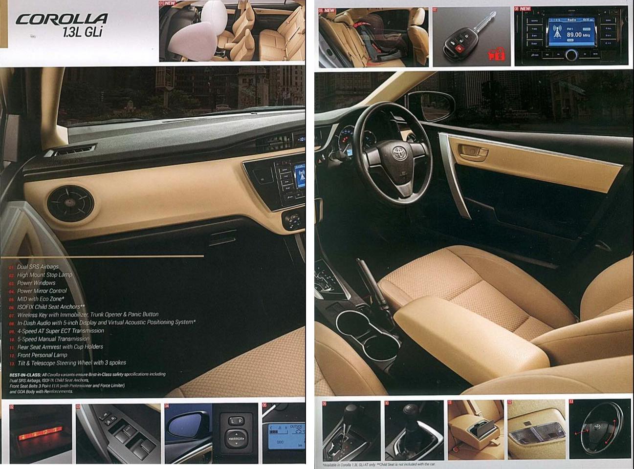 Toyota Corolla 2017 Brochure 6