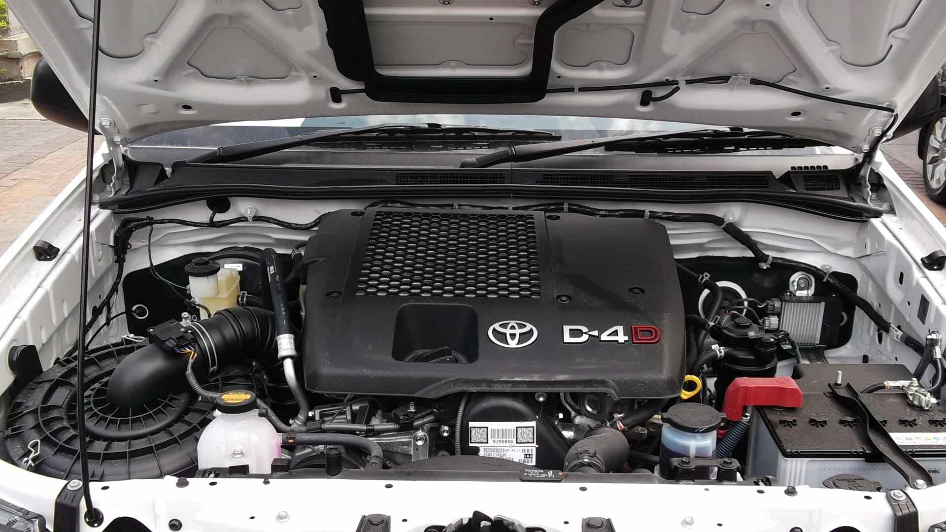 Toyota Vigo Common Rail Diesel Engines