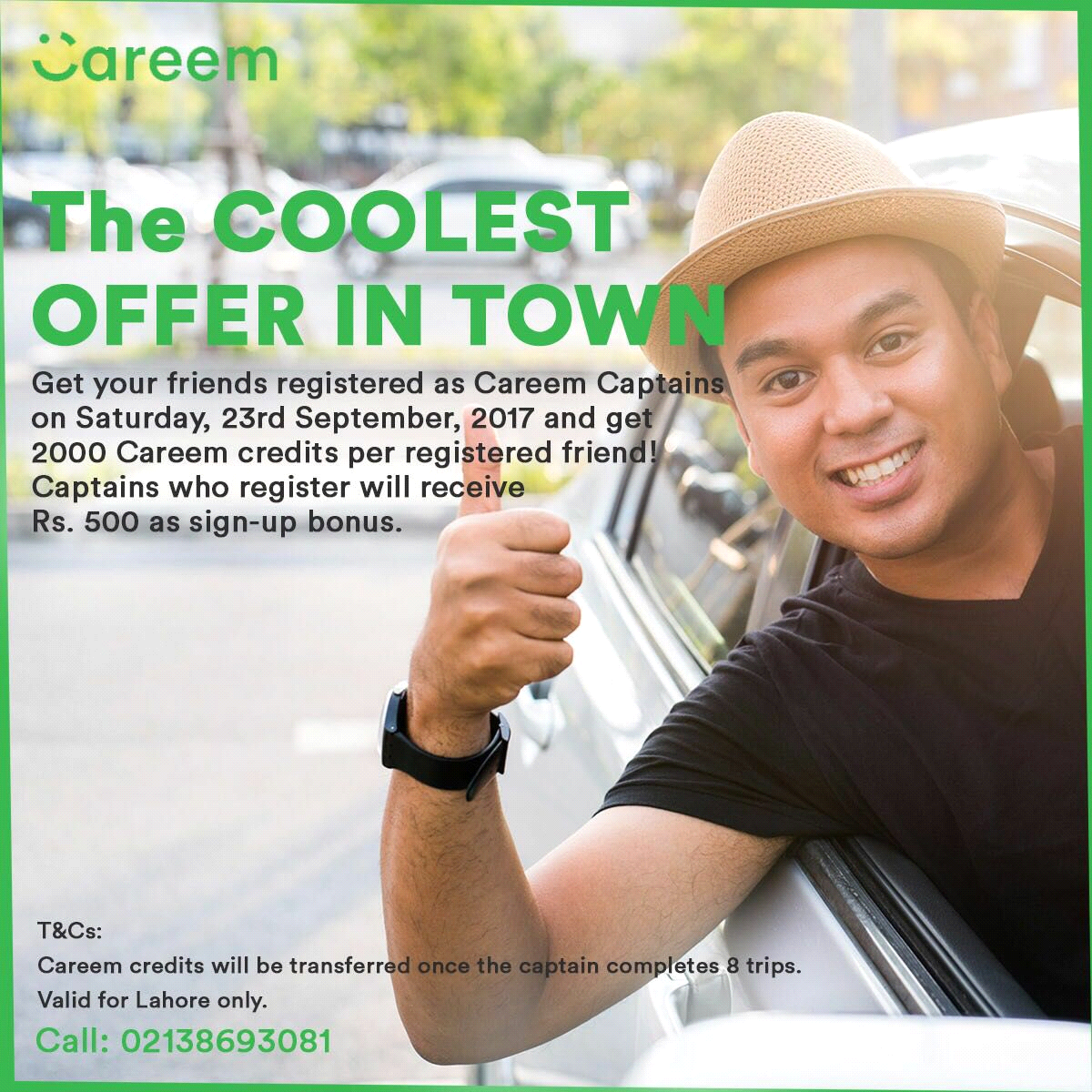 Careem Captain Referral