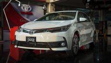 2017 Toyota Corolla Altis Grande CVT-i PakWheels Detailed Review And Photos