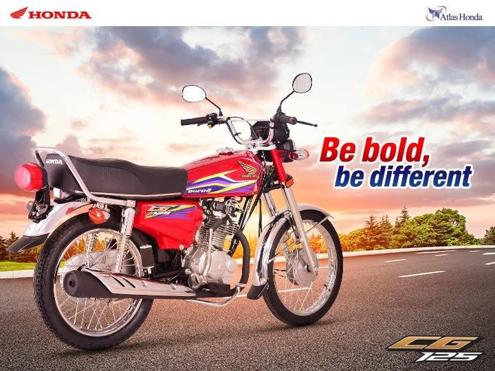 2018 Honda CG125