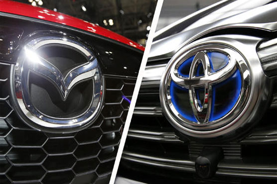 Toyota and Mazda Team Up To Develop Electric Cars