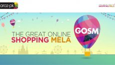 The Great Online Shopping Mela - Daraz.pk
