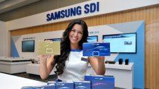 Samsung SDI car batteries