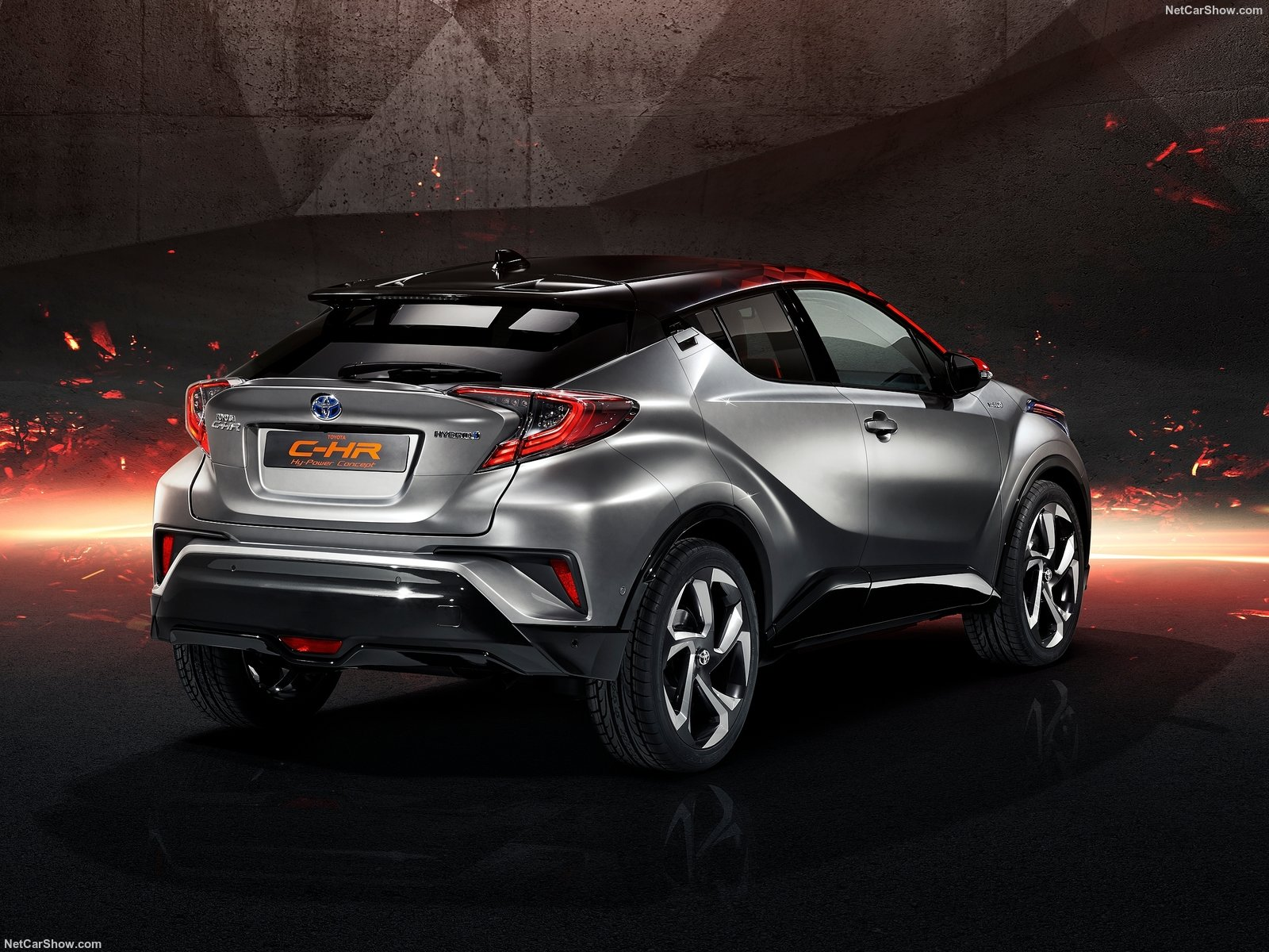 toyota c-hr 2018 hy-power_concept-2017-1600-05