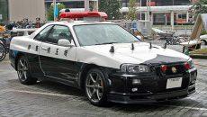 Japanese Police Car