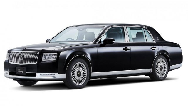 New Toyota Century Hybrid Revealed For The First Time Pakwheels Blog