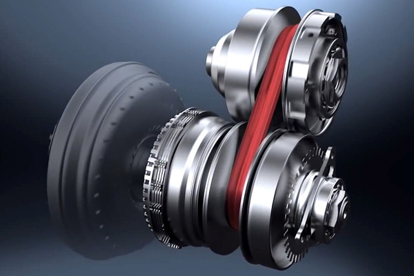 Continuous Variable Transmission CVT