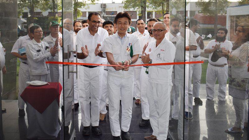 Honda Pakistan Inaugurated Its Heritage Centre In Lahore Pakwheels