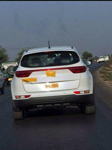 Three New Kia Cars Spotted In Hyderabad Sindh Pakwheels Blog