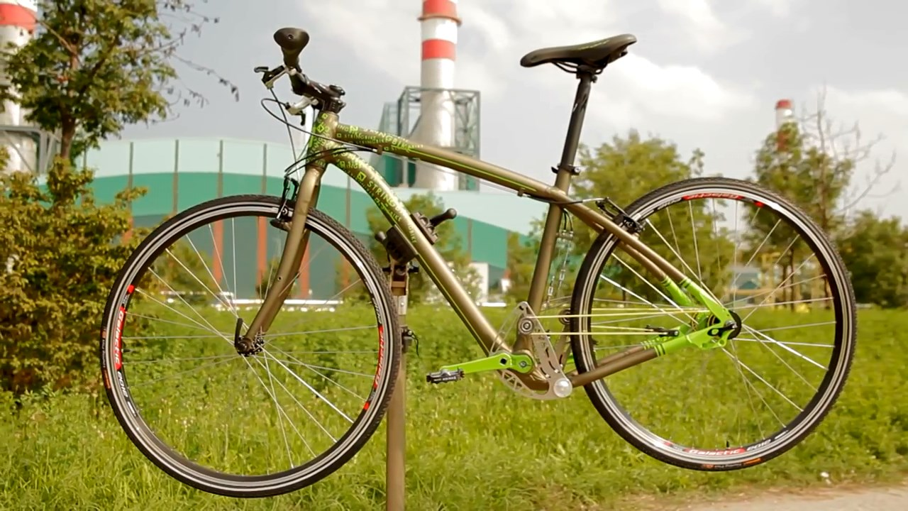 Stringbike Bicycle