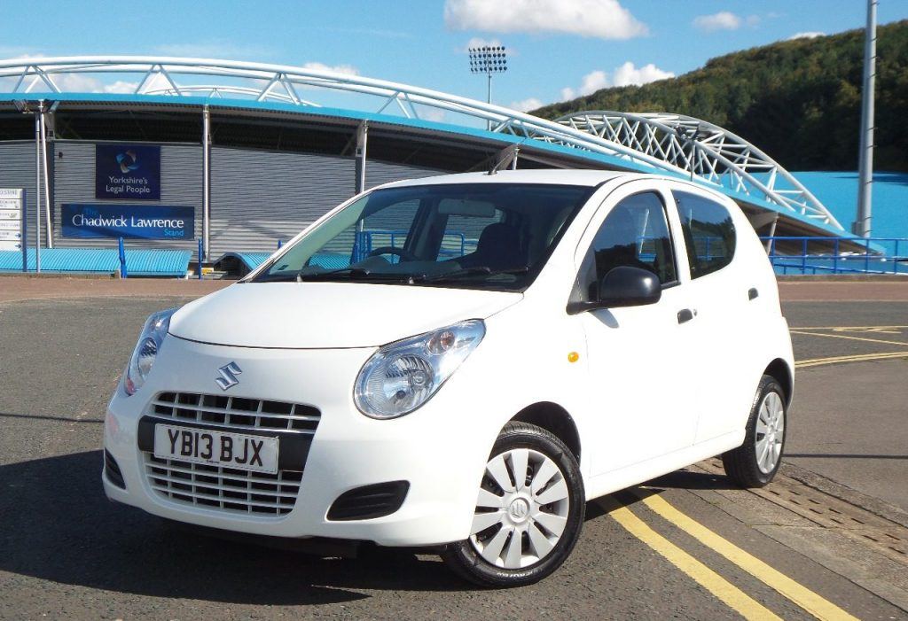 Seventh Generation Suzuki Alto
