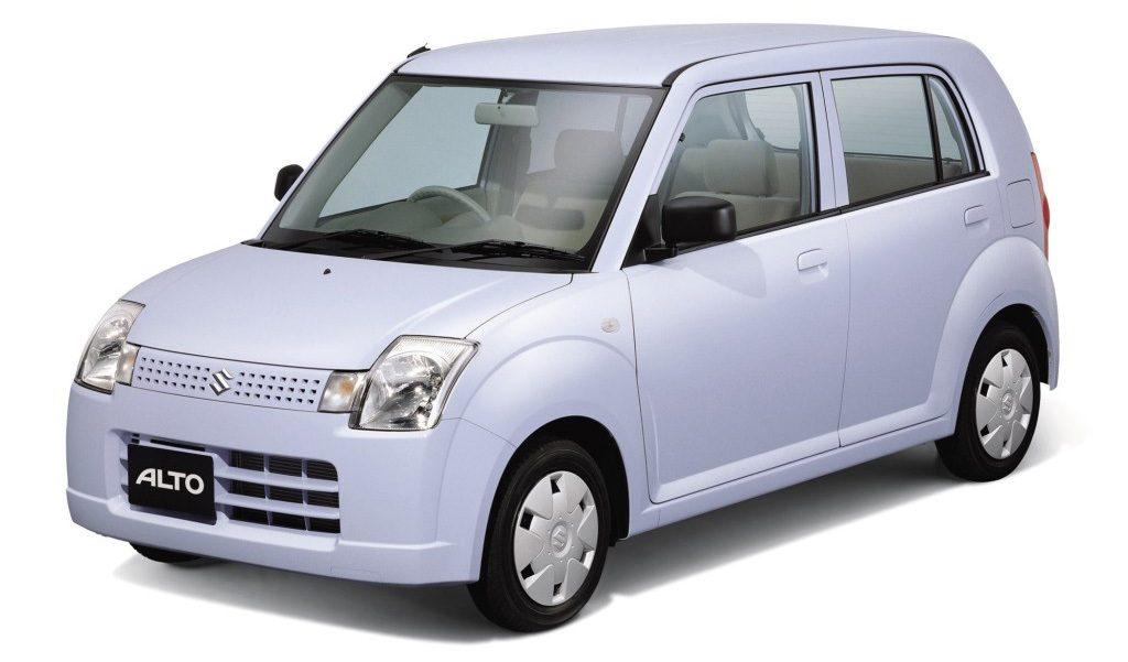 Sixth Generation Suzuki Alto