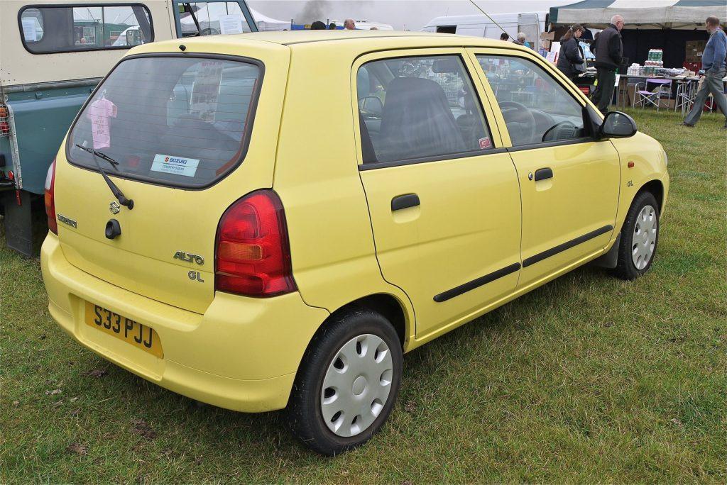 Suzuki Alto GL 2005 5th Generation