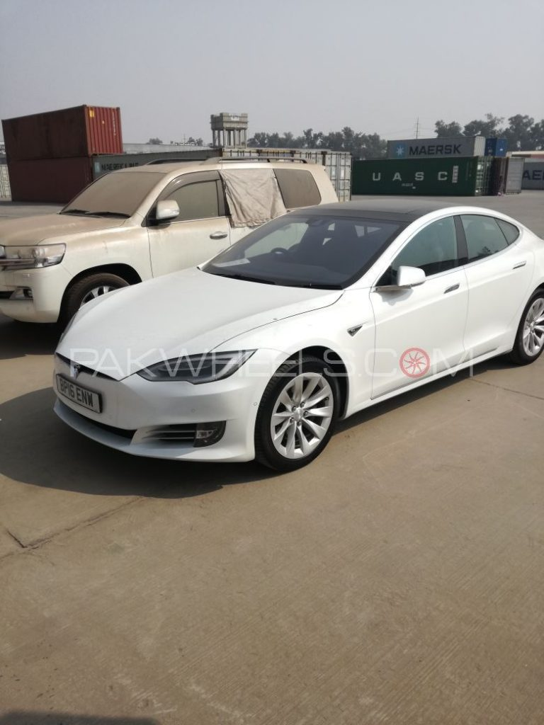 the first tesla in pakistan has landed and it u0026 39 s a beauty