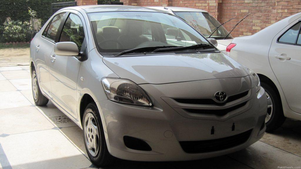 Second gen Toyota Belta