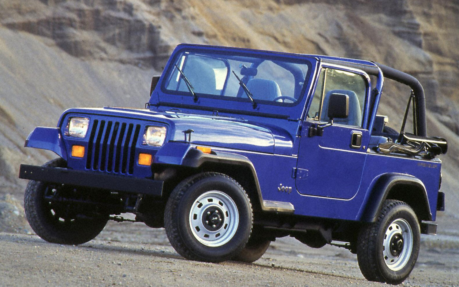 First Generation Jeep Wrangler YJ