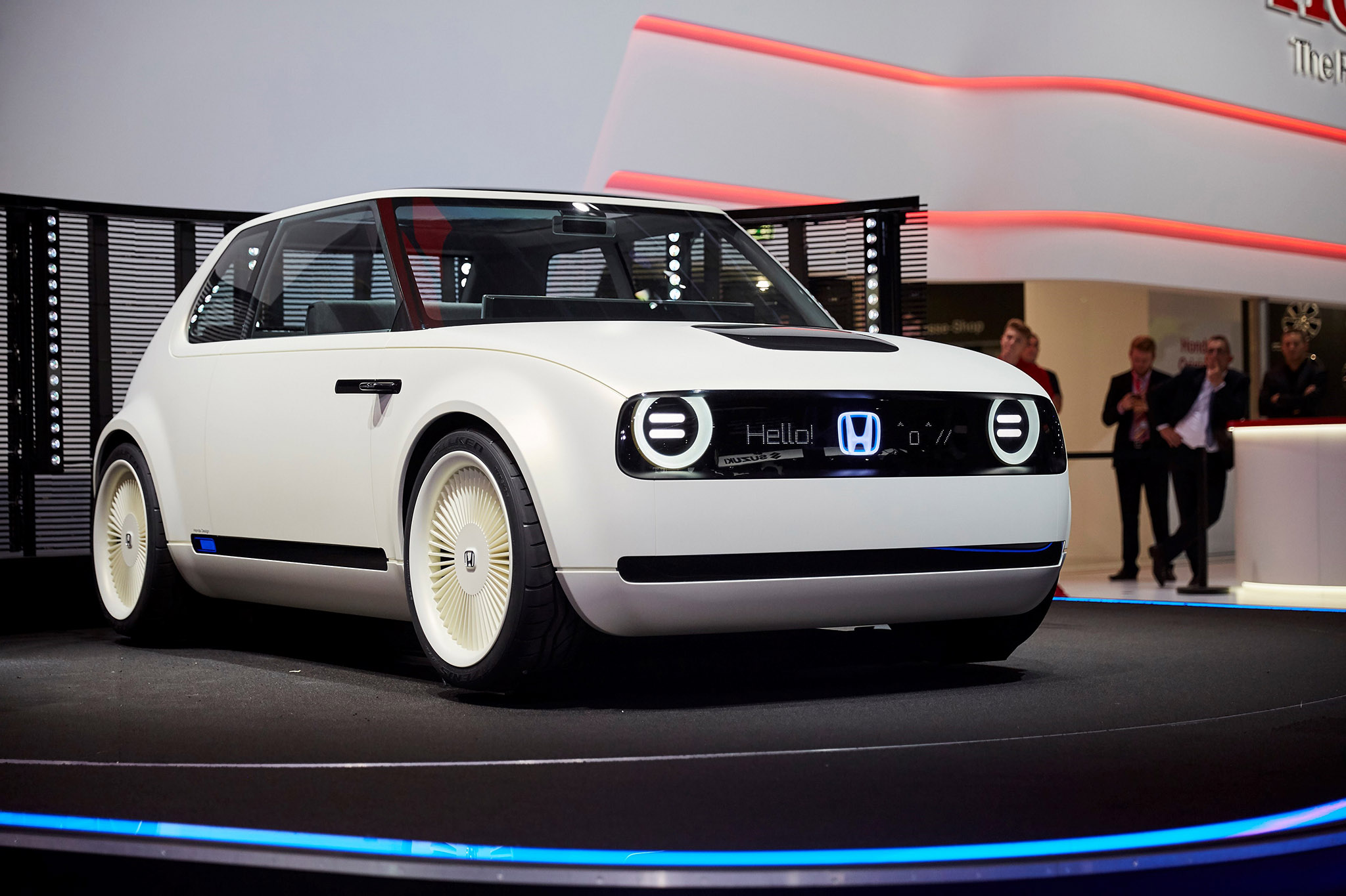 Honda commits to electrified technology for every new model laun