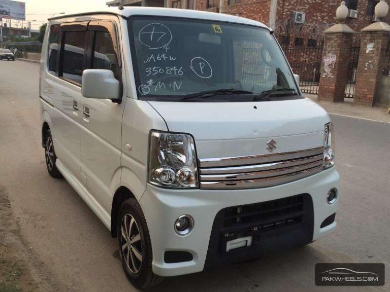 Suzuki Every In Pakistan A Brief Overview Pakwheels Blog