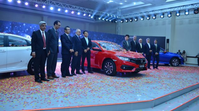 2016 Honda Civic Launch Event