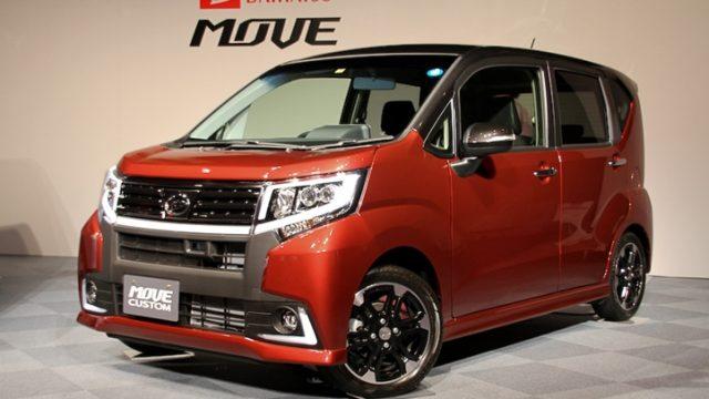Daihatsu Move Brief Overview Pakwheels Blog