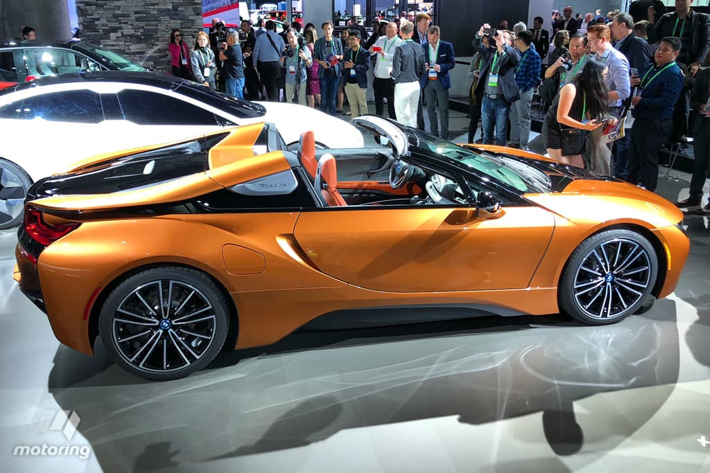 2018 Bmw I8 Roadster To Go On Sale Early Next Year Pakwheels Blog