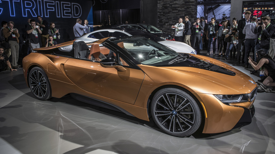 2018 Bmw I8 Roadster To Go On Sale Early Next Year News
