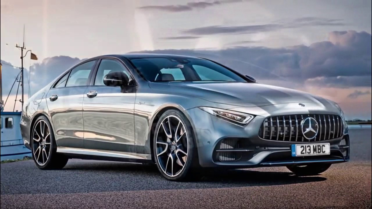 Redesigned 2019 Mercedes Benz Cls Teaser Before La Debut