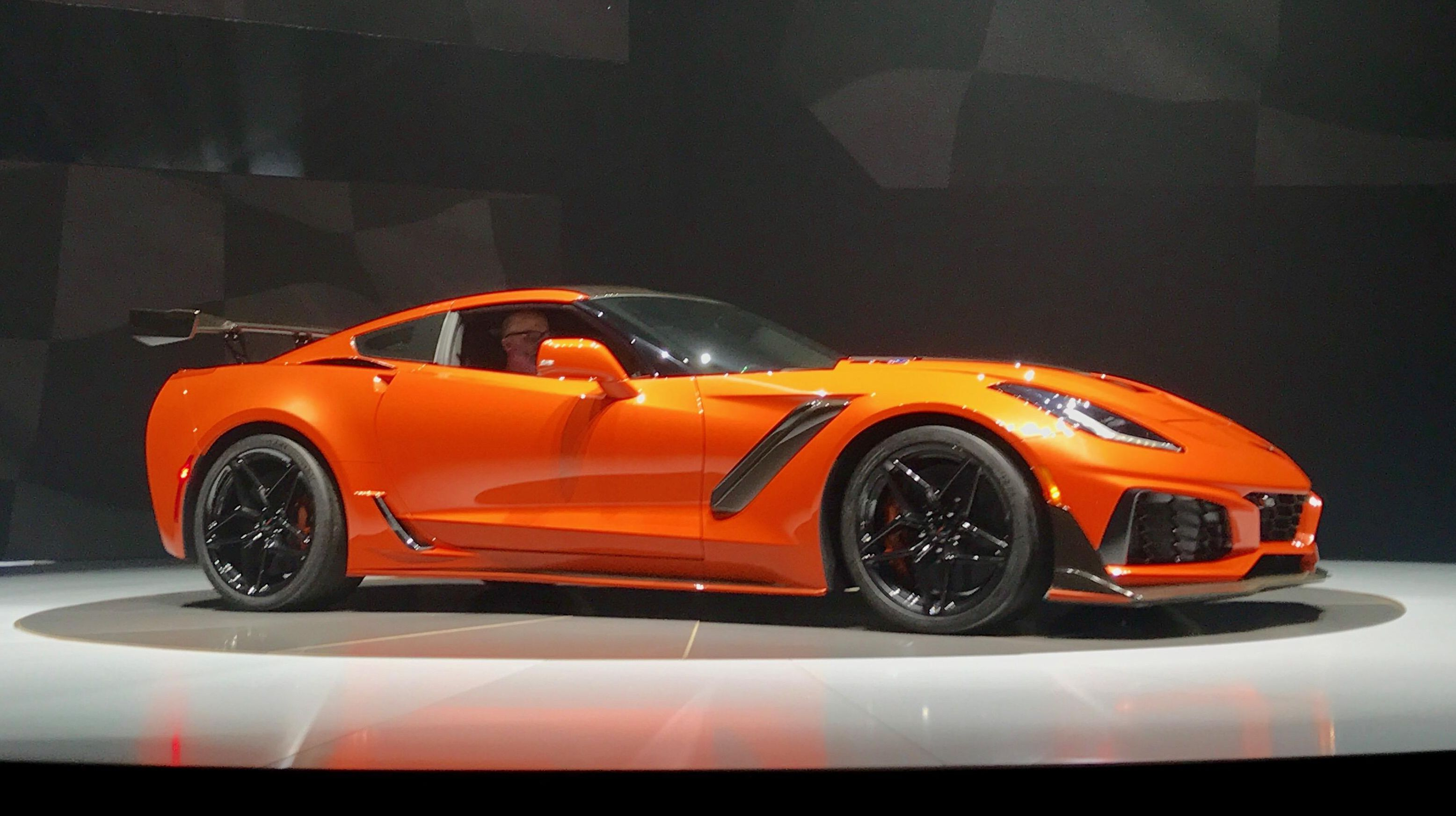 Chevrolet is back with its new 2019 ZR1 Corvette and its ...
