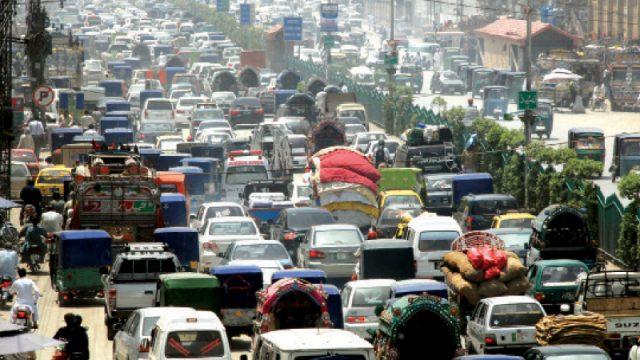 peshawar-traffic