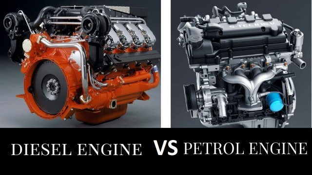 Petrol vs Diesel Engines - What is the difference and which