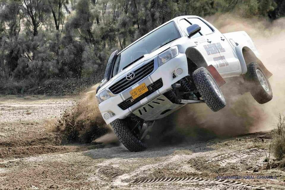 Thal Desert Rally