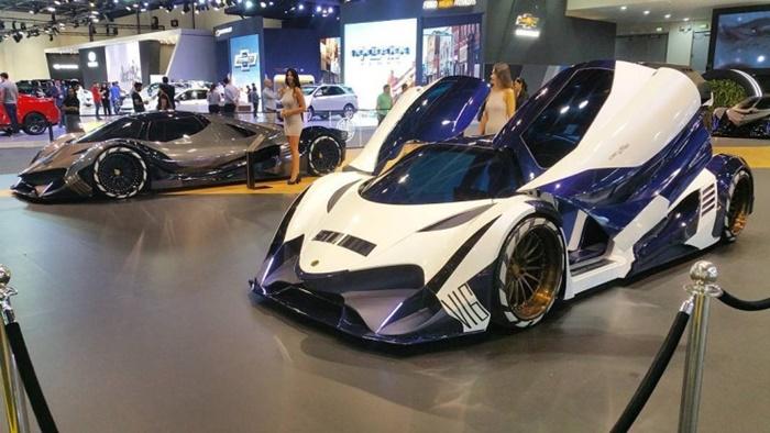 Devel Sixteen Prototype >> The Insane 5000hp Devel 16 Is Finally Coming - News/Articles/Motorists Education - PakWheels Forums
