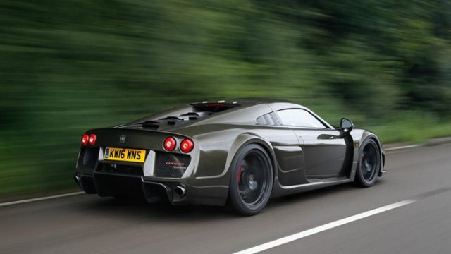 Infamous Yet Wonderful: The Noble M600 - PakWheels Blog