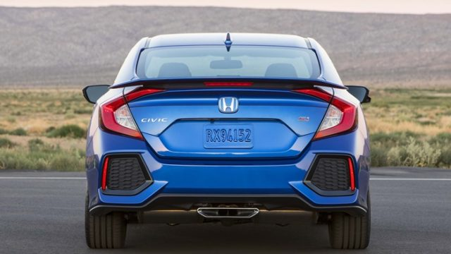 Dear Honda Please Bring The Civic Si In Stan