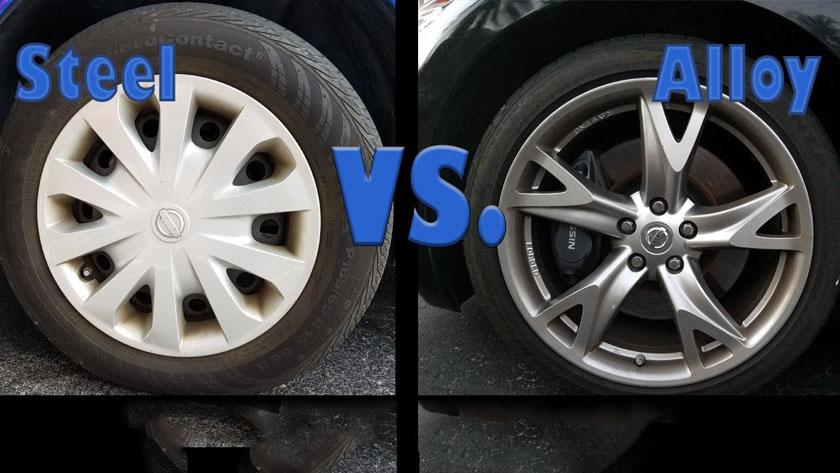 alloy-wheel-vs-steel-wheel