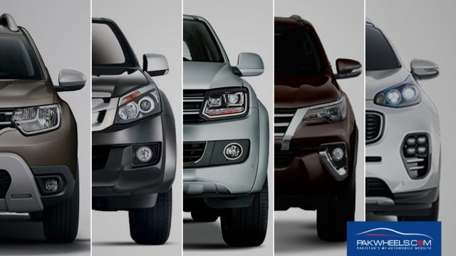 five-suvs-in-pakistan-pakwheels