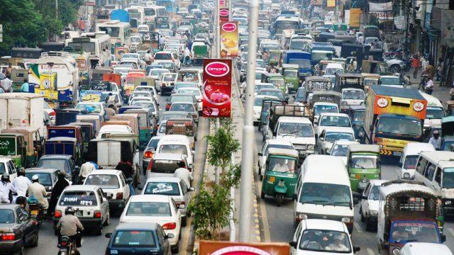 lahore-traffic-jam