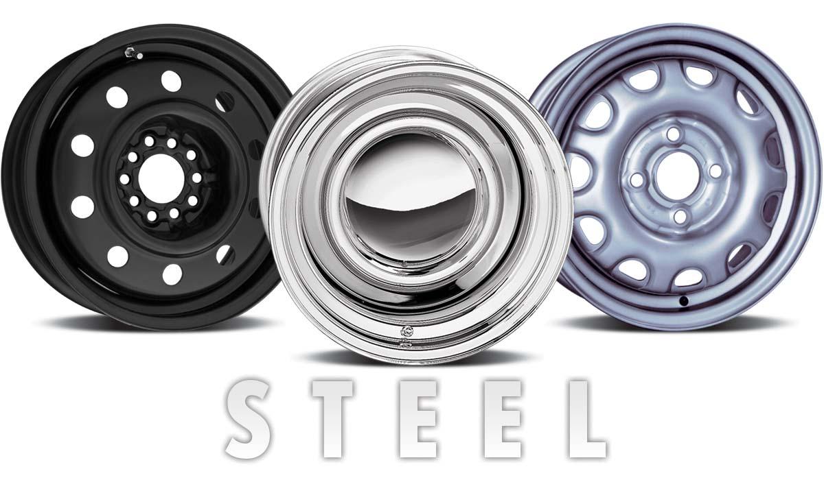 les-schwab-steel-wheels