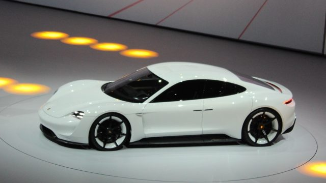 porsche mission e electric vehicle to launch in multiple variants