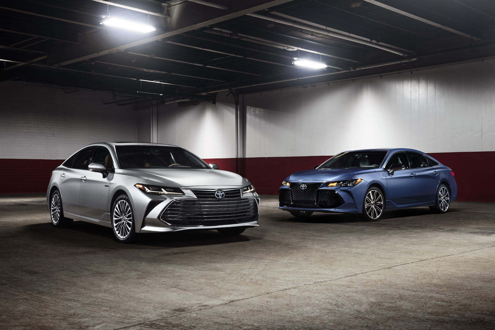 2018 Toyota Camry Inside >> Premium style and luxury - All-new 2019 Toyota Avalon - News/Articles/Motorists Education ...