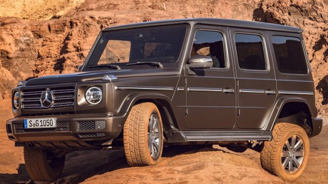 The Mercedes Benz G Class Has Been On Sale For Over 40 Years With The First  Model Being Unveiled Back In 1979. Throughout These 40 Years, The G Wagon  Has ...