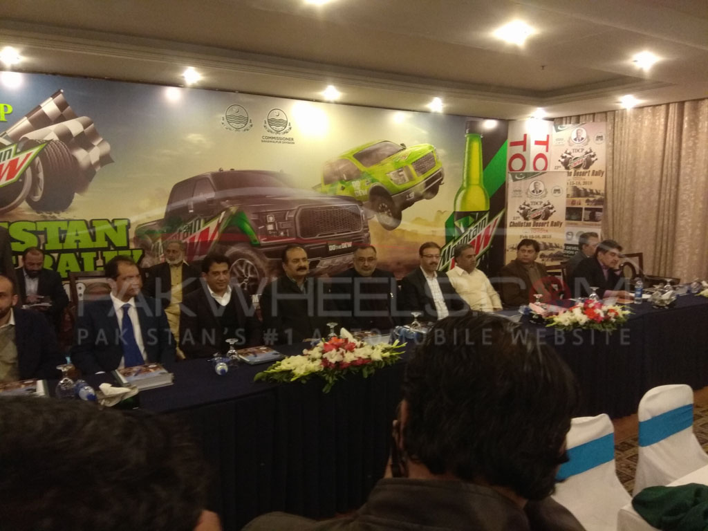 TDCP Cholistan Jeep Rally 2018 media briefing pakwheels (20)